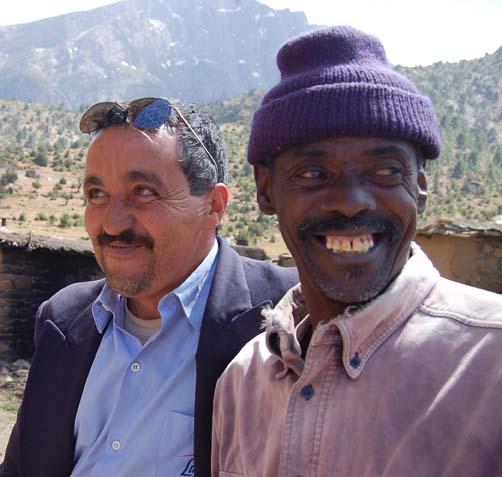 Cheikh ahmed amadar zaouia