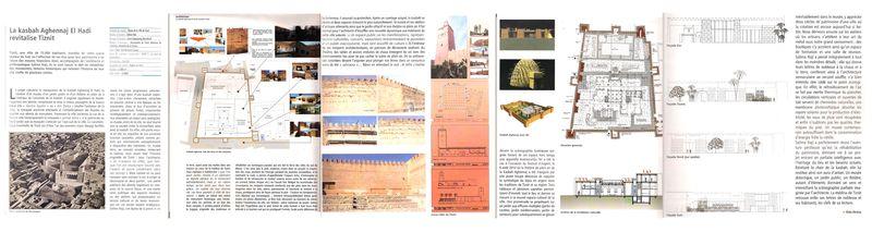 Architecture du Maroc _article