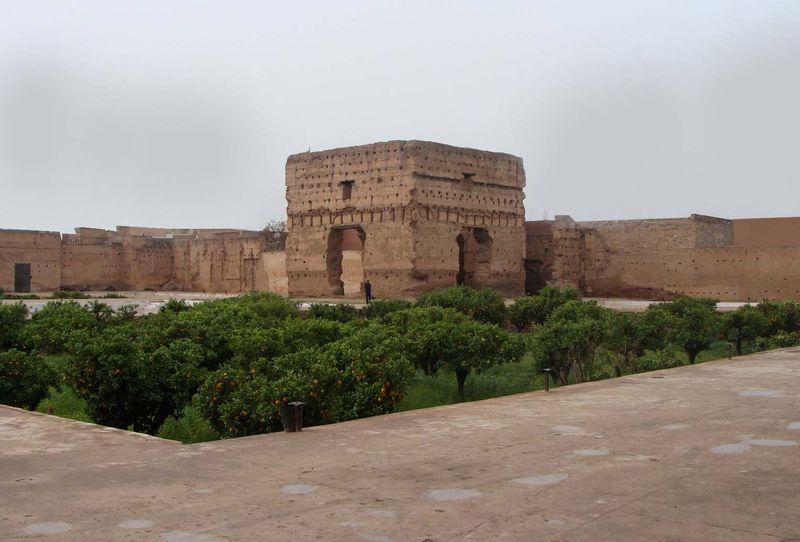 Palais el Badia