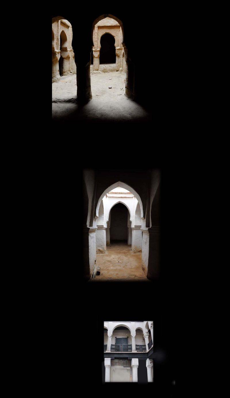 Salima naji architecte arches terre crue  maroc