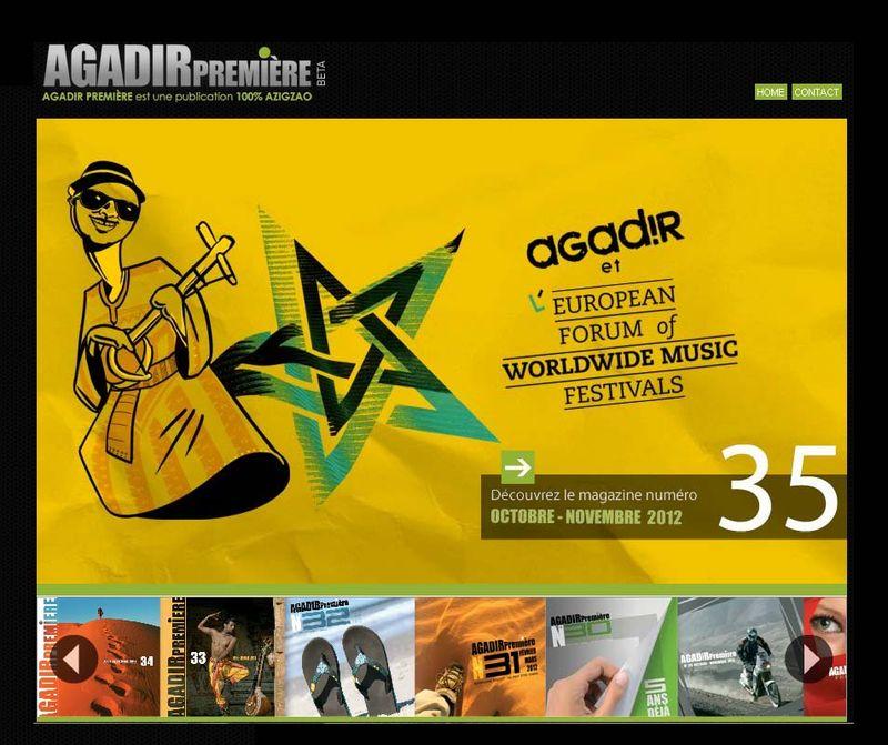 Agadir première n°35 annonce