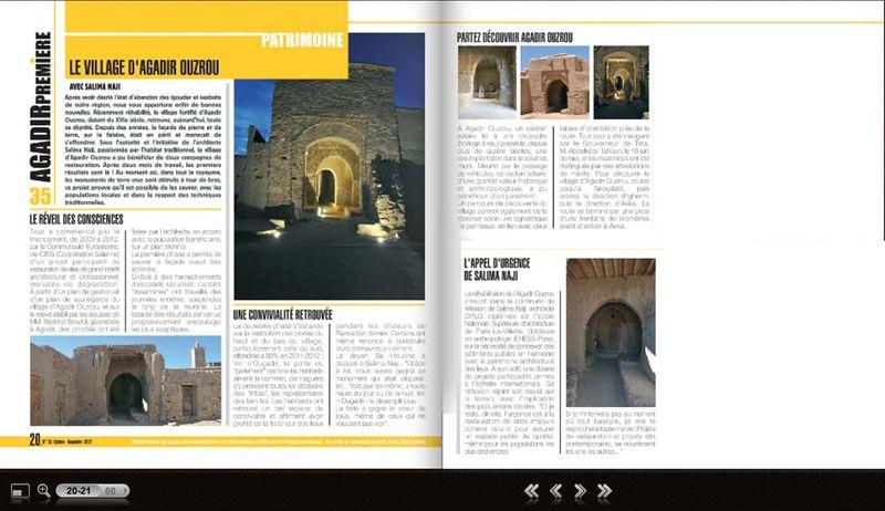 Agadir première n°35