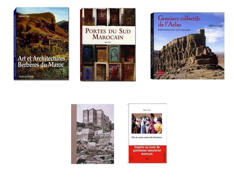 Livres 2001à 2012