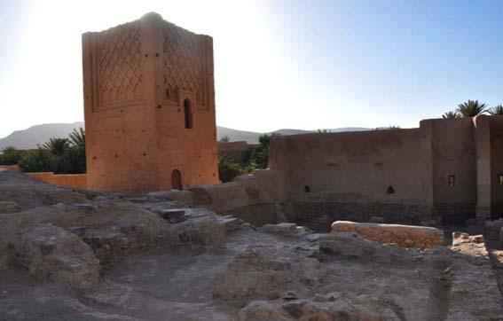 NAJI_Salima_MinaretAkka_restauration