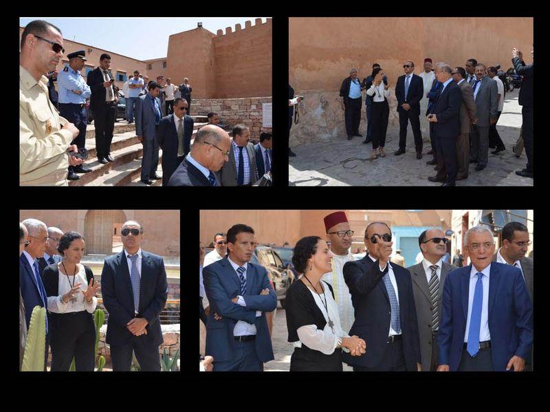 Inauguration Ain zerka3