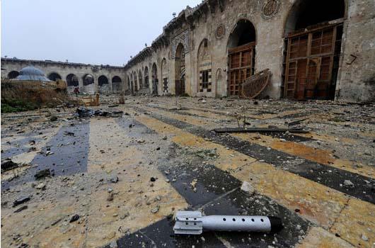 Alep_destruction_du_patrimoine