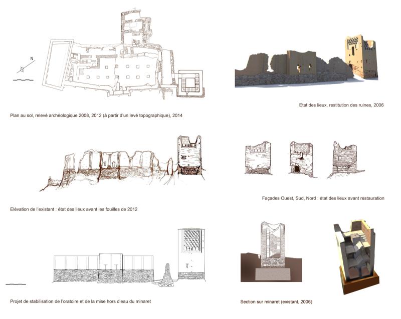 Minaret d'Akka Plans finaux 2017 copieL