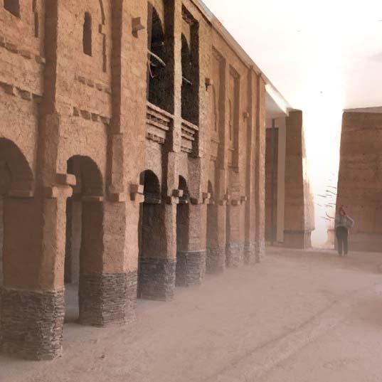 Salima naji architecte earth mud concrete morocco