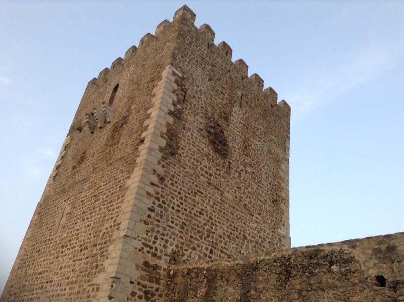 Mertola castelo