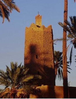 Minaret_figuig